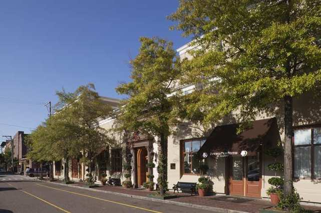 Hotel Doubletree Guest Suites Charleston-historic District