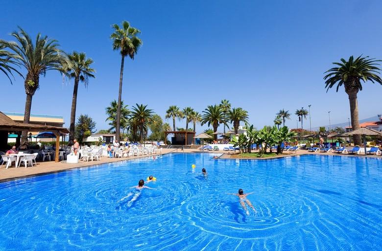 Hotel blue sea interpalace puerto de la cruz tenerife - Vuelo mas hotel puerto de la cruz ...