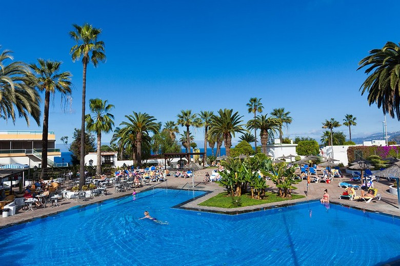Hotel blue sea interpalace puerto de la cruz tenerife - Blue sea puerto resort tenerife ...