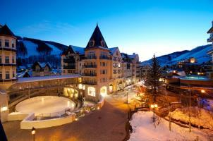 Hotel Arrabelle At Vail Square Rock Resorts
