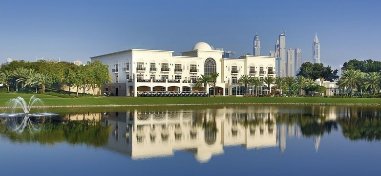 Hotel The Address Montgomerie Dubai