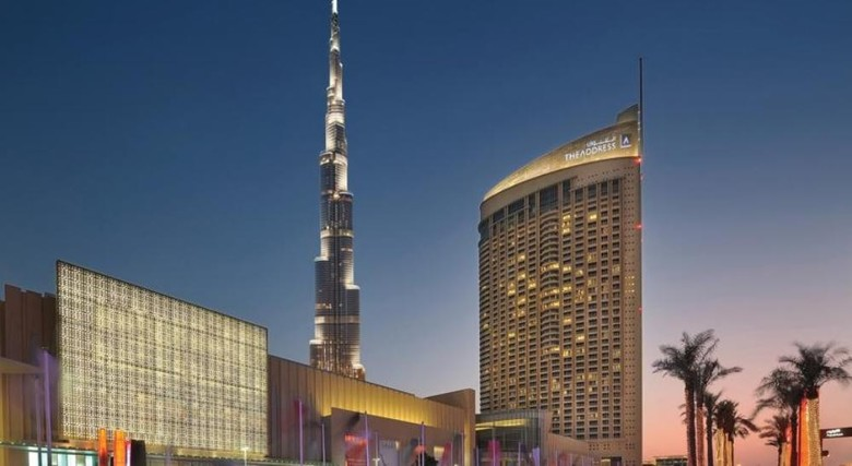 Hotel The Address Dubai Mall