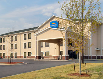 Hotel Baymont Inn & Suites/riverwatch