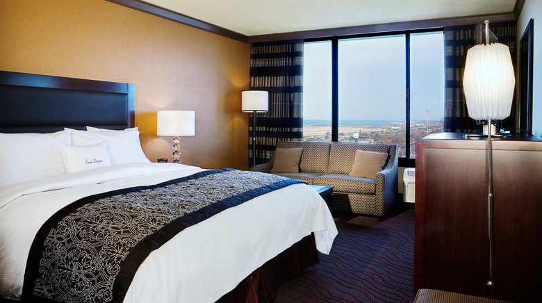 Hotel Doubletree By Hilton Cleveland Downtown Lakeside