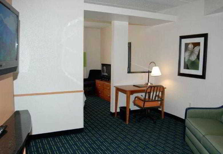 Hotel Fairfield Inn And Suites Knoxville East