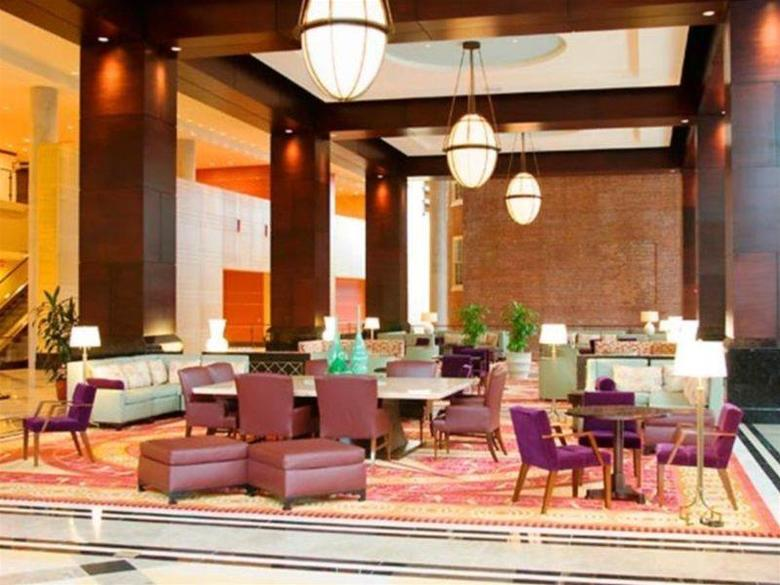 Hotel Lancaster Marriott At Penn Square