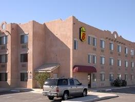 Hotel Super 8 Motel- Yuma