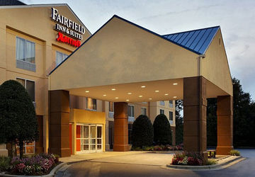 Hotel Fairfield Inn & Suites Charlotte Arrowood