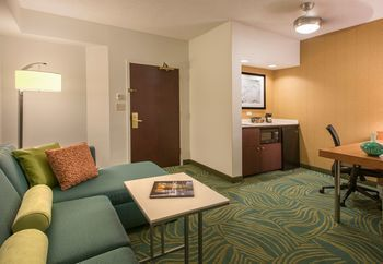 Hotel Springhill Suite Charlotte Airport
