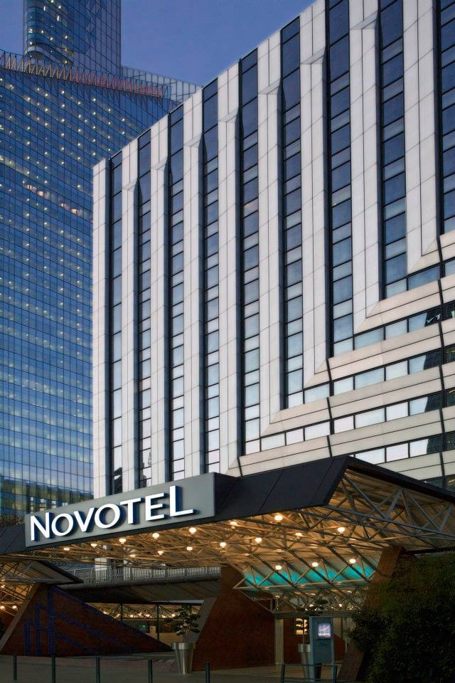 Hotel Novotel Paris La Defense
