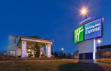 Hotel Holiday Inn Express Springfield