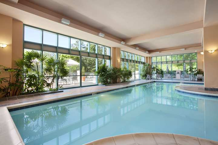 Hotel Embassy Suites Raleigh - Durham/research Triangle