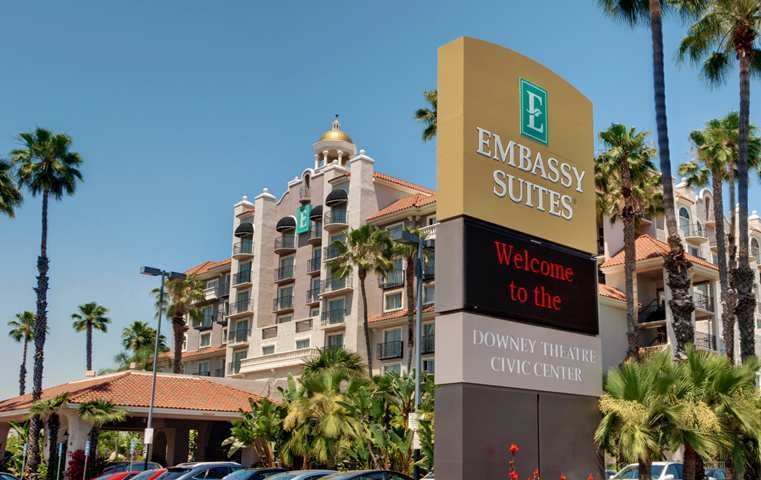 Hotel Embassy Suites Los Angeles - Downey