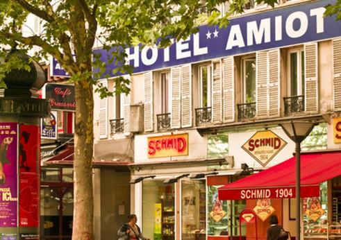 Hotel Amiot