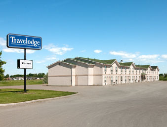 Hotel Travelodge Brooks