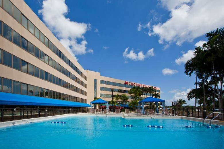 Hotel Crowne Plaza Miami International Airport
