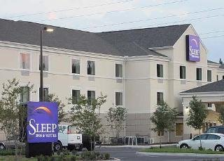 Hotel Sleep Inn & Suites University/shands