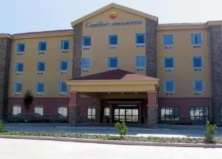 Hotel Comfort Inn & Suites Near The At&t Center