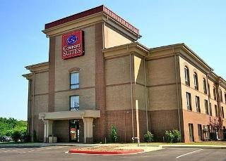 Hotel Comfort Suites At Westgate Mall