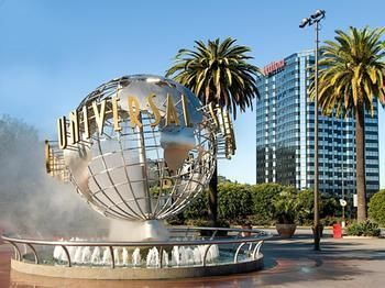 Hotel Hilton Los Angeles At Universal Studios Hollywood