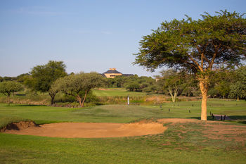 Phakalane Golf Estate Hotel