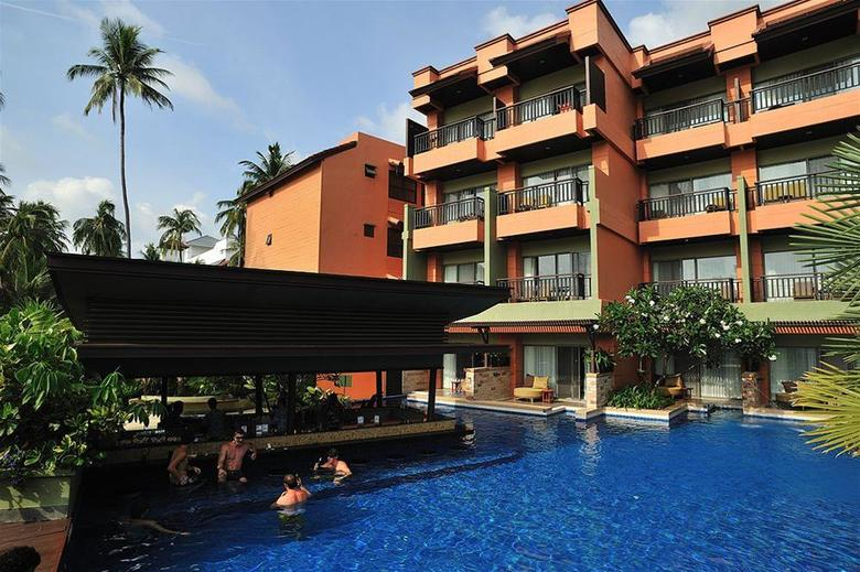 Hotel Patong Merlin (deluxe)
