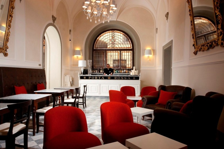 Hotel nh collection firenze porta rossa florencia - Nh collection firenze porta rossa ...