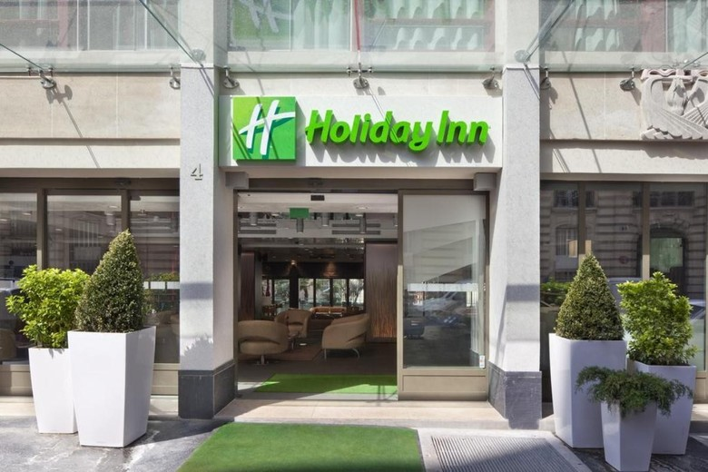 Hotel Holiday Inn Paris Notre Dame