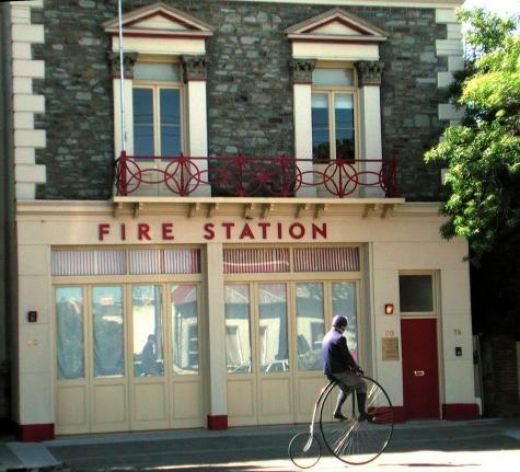 Hotel Fire Station Inn