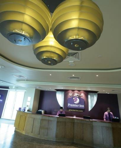 Hotel Premier Inn Dubai Investment Park
