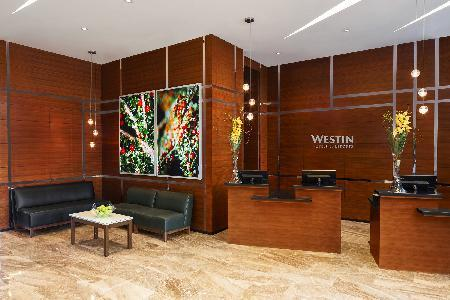 Hotel The Westin Wall Centre Vancouver Airport