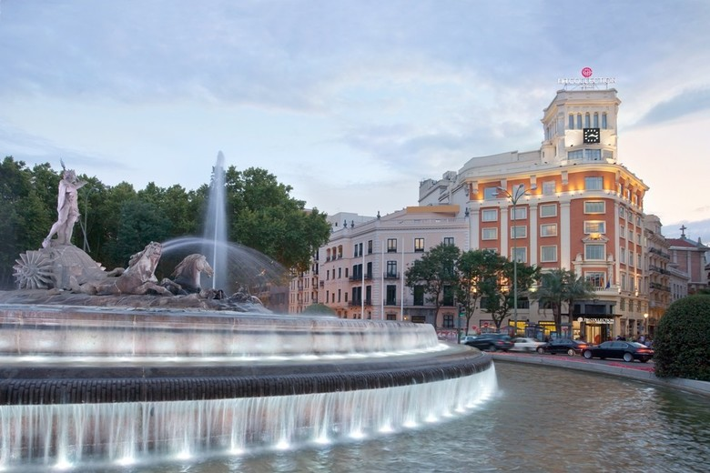 Hotel NH Collection Madrid Paseo Del Prado