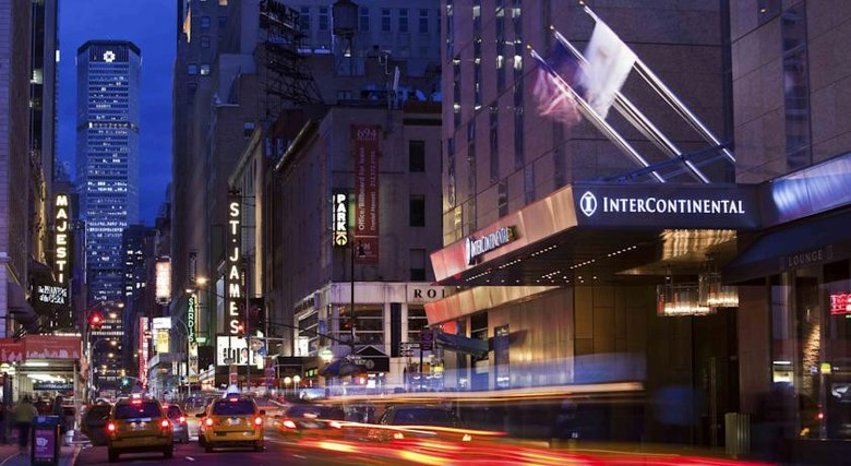 Hotel Intercontinental New York Times Square