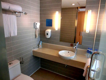 Hotel Holiday Inn Express Shanghai Jinqiao Central