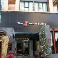 Hotel The Fusion Suites