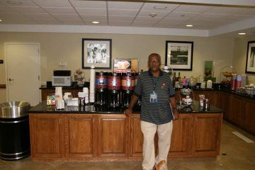 Hotel Hampton Inn Sts Chesapeake Squ