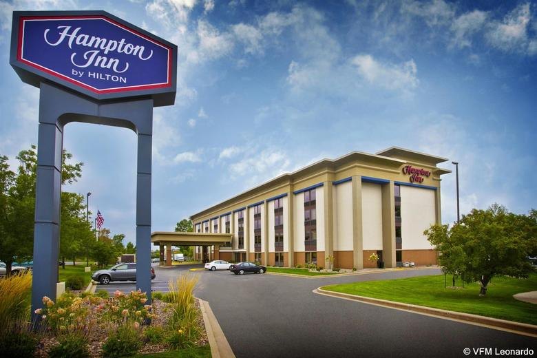 Hotel Hampton Inn Appleton-fox River Mall Area