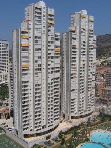 Hotel aptos gemelos i benidorm alicante - Apartamentos gemelos xxii benidorm ...
