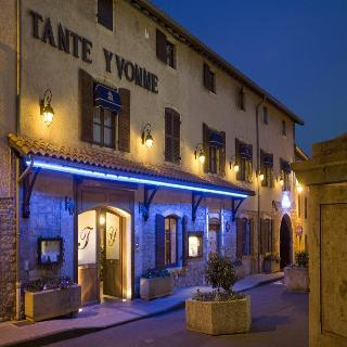 Hotel Logis Tante Yvonne
