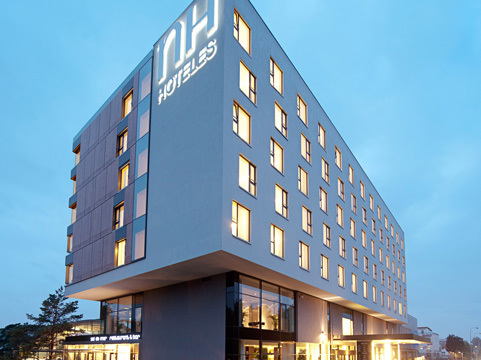 Hotel NH Collection Olomouc Congress