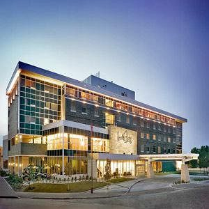 Hotel Inn At The Forks