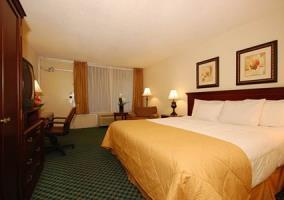 Clarion Hotel Port Canaveral Area
