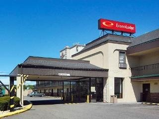 Hotel Econo Lodge Newark International Airport