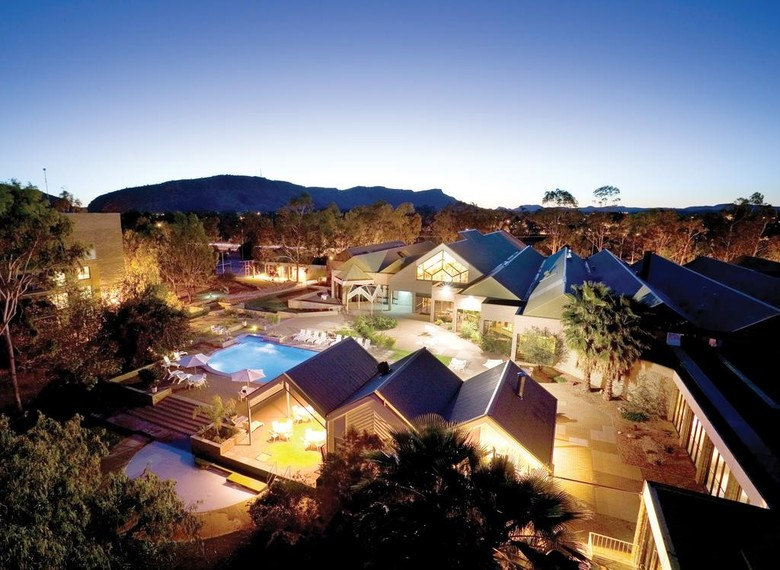 Hotel Doubletree By Hilton Alice Springs