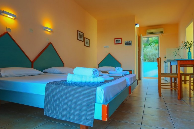 Bed & Breakfast Studios Filoxenia