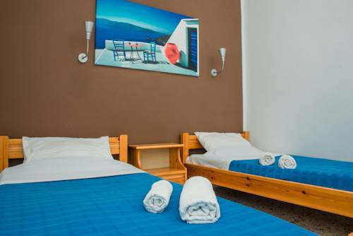 Hotel Santorini Facile Firà Rooms