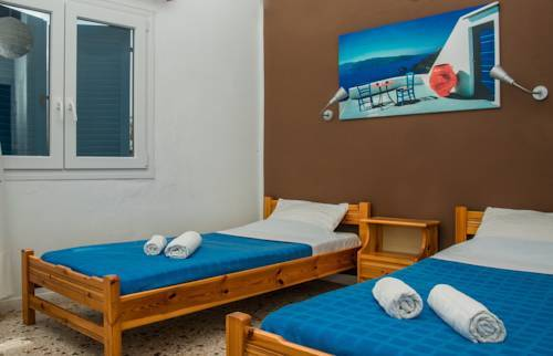 Hotel Santorini Facile Fir� Rooms