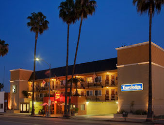 Motel Travelodge Culver City