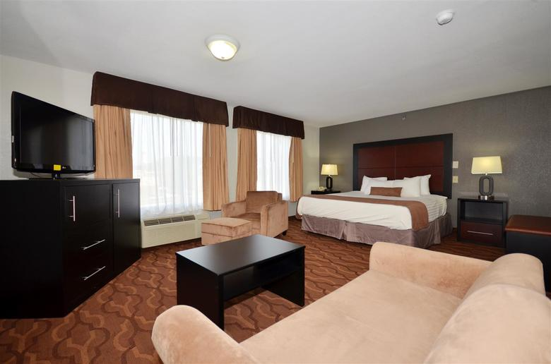 Hotel Best Western Commerce Inn