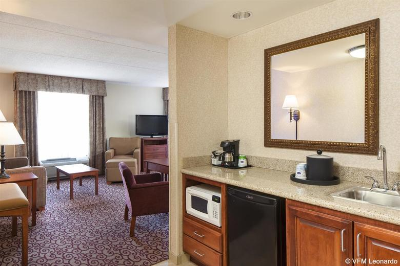 Hotel Hampton Inn Dubuque Ia